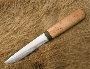 LERSON hunting knife Yakut 9ХС (Охотничий нож Якутский нож 9ХС)
